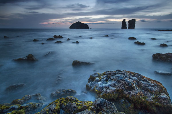 São Miguel - Nordküste bei Mosteiros