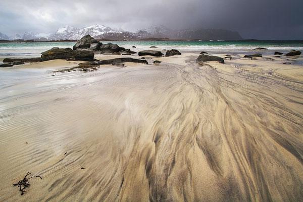 Strukturen - Küste bei Ramberg 1