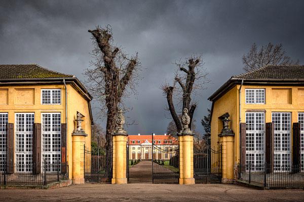 April - Schloss Mosigkau