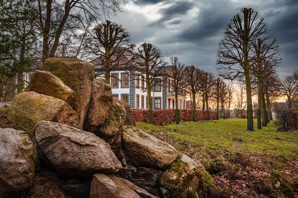 März - Schloss Oranienbaum