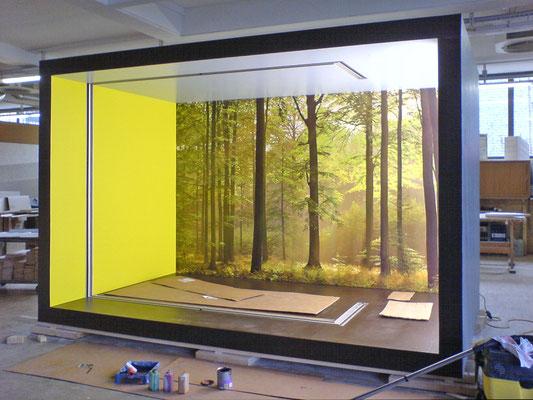 Hopf & Wirth Architekten, Ausstellungspavillons SKY-FRAME 1 - 6, Pavillon 1