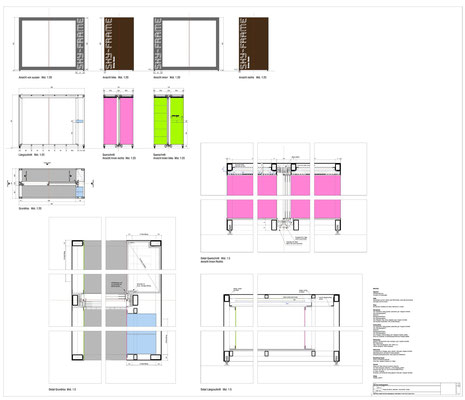 Hopf & Wirth Architekten, Ausstellungspavillons SKY-FRAME 1 - 6, Pavillon 6