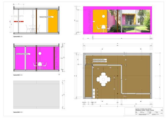 Hopf & Wirth Architekten, Ausstellungspavillons SKY-FRAME 1 - 6, Pavillon 2
