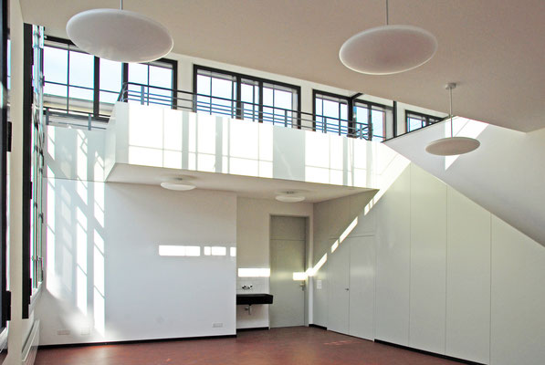 Hopf & Wirth Architekten, Kindergarten Talwiesen Winterthur, Umbau / Umnutzung