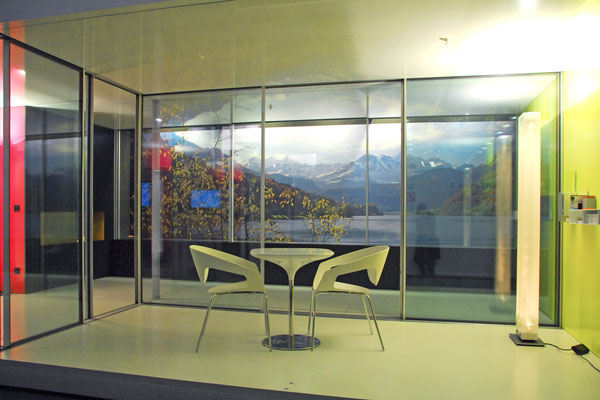 Hopf & Wirth Architekten, Ausstellungspavillons SKY-FRAME 1 - 6, Pavillon 5
