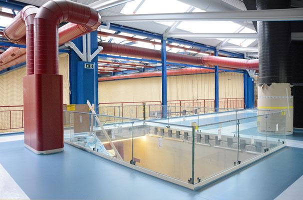 Hopf und Wirth Architekten ETH HTL SIA  Winterthur, Erweiterung Turnhallen Berufsbildungsschule Winterthur