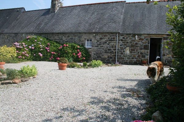 Unser bretonisches Ferienhaus
