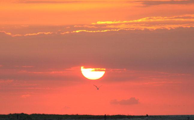 Traumhafte Sonnenuntergänge