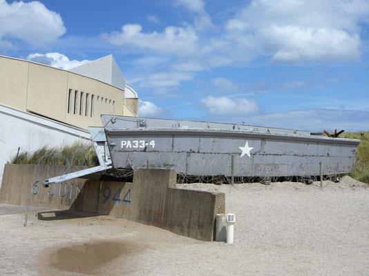 Historisches Landungsboot