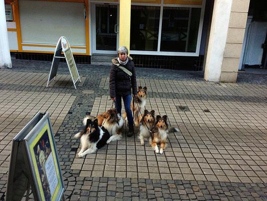 Ausflug nach Idar-Oberstein