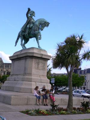 Napoleondenkmal in Cherbourg