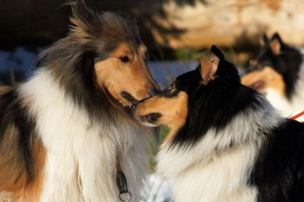 Timmy und Djuli