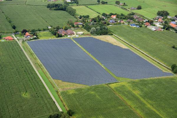 Solarpark Victorbur  2,2MW