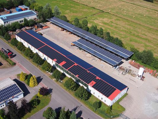 Bauhof Großefehn 280 kWp