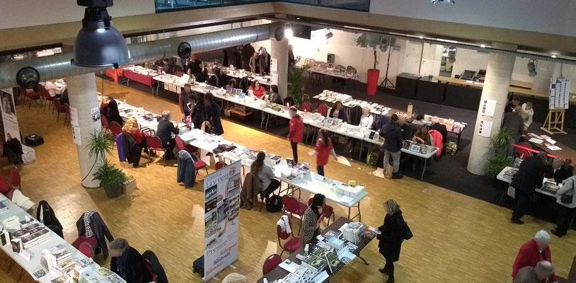 Le Salon du Livre de Vierzon prend de la hauteur en 2017 avec 67 professionnels du livre