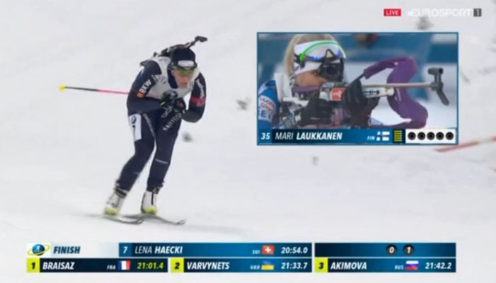 Screenshot Eurosport 1