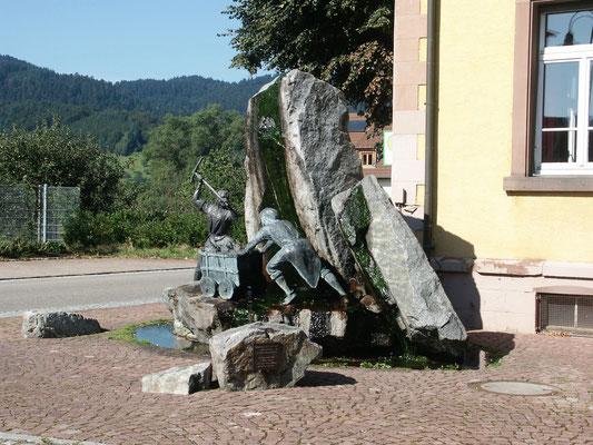 Bergwerksbrunnen 1997