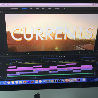 (10/06/18) Releasing the video for Currents.