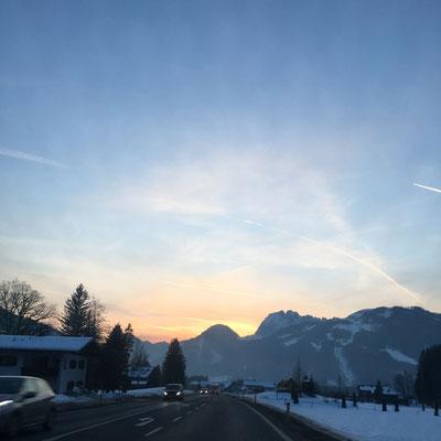 Quick trip to Austria.
