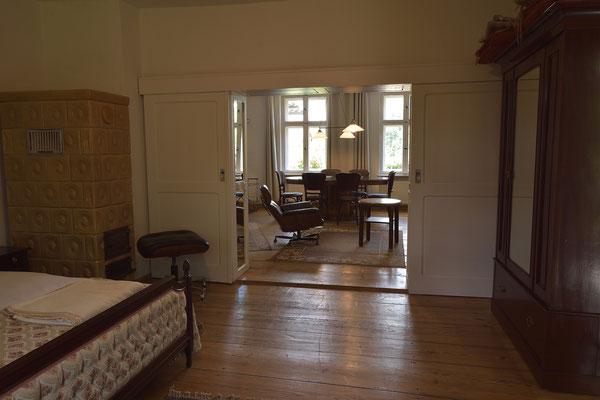 luisenauer ferienwohnung im haus ferien und ferienwohnungen auf dem ferienhof luisenau in der. Black Bedroom Furniture Sets. Home Design Ideas