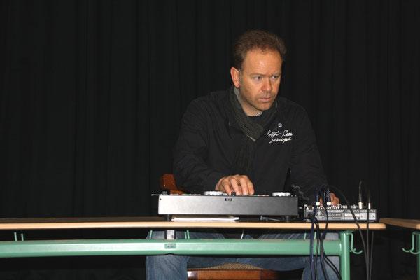 Björn Kempcke, Soundeffekte, Lesung mit Musik