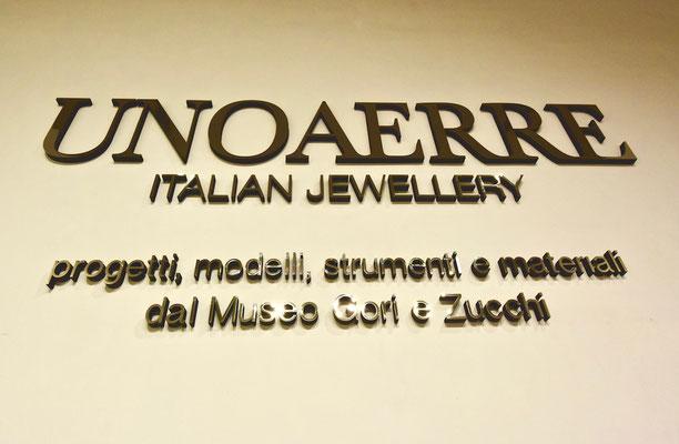 Unoaerre, Arezzo, arte, oro, Gori e Zucchi