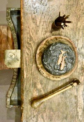 Unoaerre, Arezzo, arte, oro, goldsmith, tool bench
