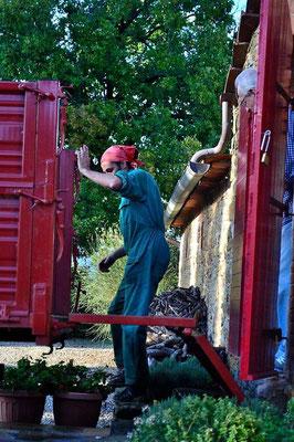 loading, Agriturismo, Casafredda, Arezzo, Tuscany, Toscana