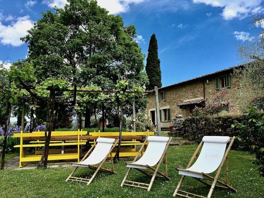 Sycamore tree, Relax,  villa, Casafredda, Arezzo, Toscana, Tuscany, Agriturismo, casa vacanza