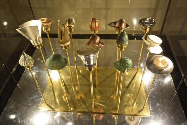 Unoaerre, Arezzo, arte, oro, goldsmith, hats, cappelli