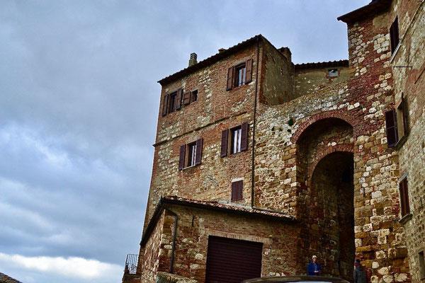 Porta al Prato, Montepulciano, Val di Chiana, Siena, Toscana, Tuscany