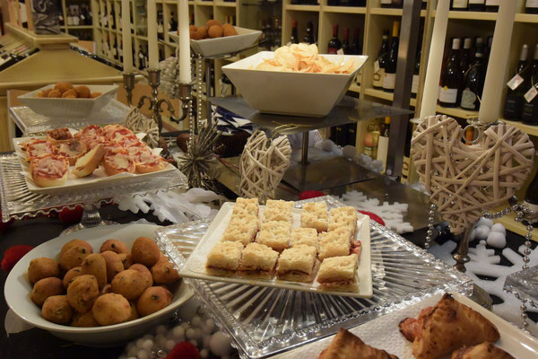 appetiser, aperitif, finger food,  Charleston, Arezzo, Toscana, Tuscany