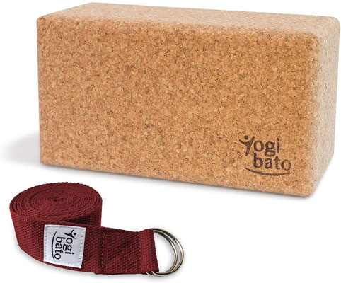 Yogibato Starter Set bordeaux