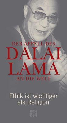 Der Appell des Dalai Lama an die Welt - Ethik ist wichtiger als Religion von Franz Alt und Dalai Lama  Buchtipp