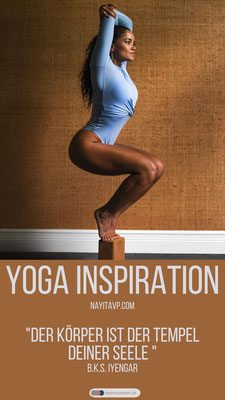 Naya Rappaport: Yoga Inspiration