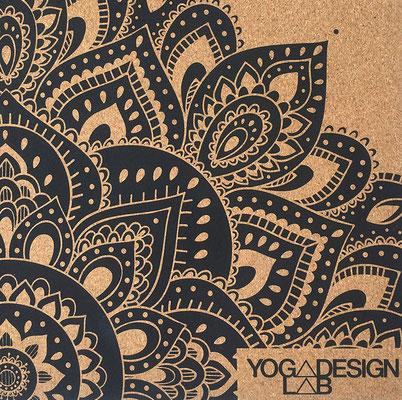 Nachhaltig & langlebig: Kork Yogamatte von Yoga Design Lab