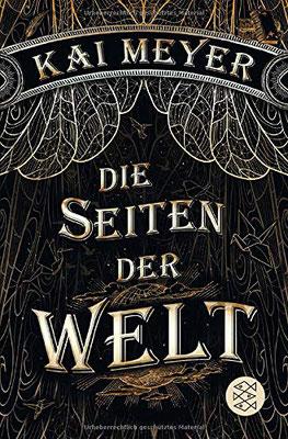 Band 1: Die Seiten der Welt von Kai Meyer - Buchtipp Spiegel-Bestseller