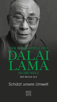 Der Klima-Appell des Dalai Lama an die Welt - Schützt unsere Umwelt von Franz Alt und Dalai Lama Buchtipp