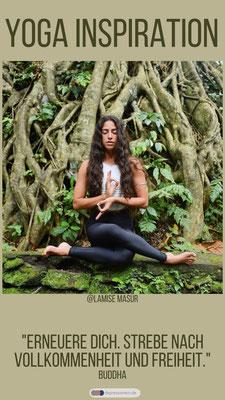 @Lamise Mansur - Yoga: Harmonie für Körper und Geist