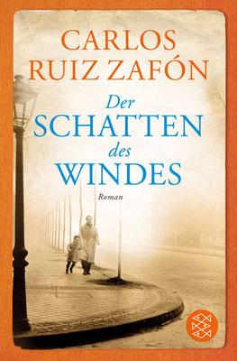 Band 1 2001 Der Schatten des Windes von Carlos Ruiz Zafón