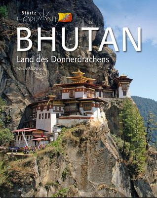 BHUTAN - Land des Donnerdrachens - Ein Bildband mit über 270 Bildern