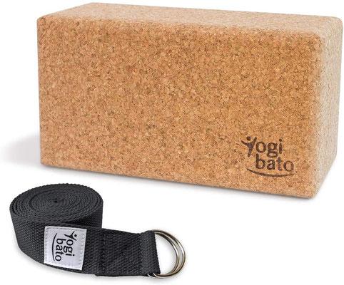 Yogibato Starter Set charcoal
