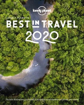 Lonely Planet Best in Travel 2020: Die spannendsten Ziele, Trips & nachhaltigen Reiseerlebnisse