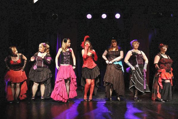 Tanztheater Bellydance Bizarre : Burlesque