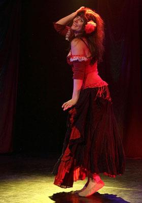 "Tanztheatershow ""Bellydance Bizarre"" im Thealozzi"