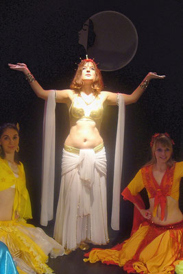 Leela tanzt die Göttin Inanna