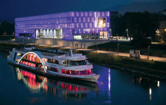 Landeshauptstadt Linz - Schifffahrt