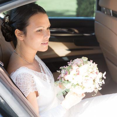 mariage, photographe mariage,Normandie,portrait mariée