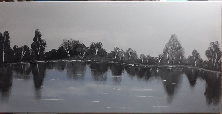 Am See 50 x 100