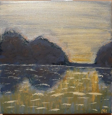 Am See 20 x 20